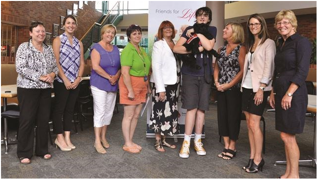 Diabetes Support Dog Project Gets Grant In Barrie