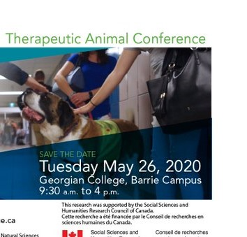 Therapeutic Animal Conference Cancelled